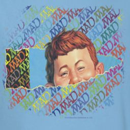 Mad Magazine Peeking Shirts