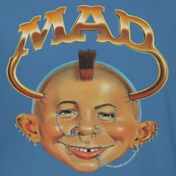 Mad Magazine Punk Shirts
