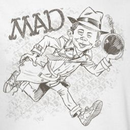 Mad Magazine Sketch Shirts