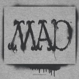 Mad Magazine Stencil Shirts