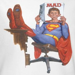 Mad Magazine Super Read Shirts