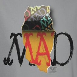 Mad Magazine Torn Logo Shirts