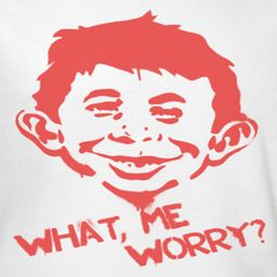 Mad Magazine What Me Worry Shirts