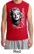Marilyn Monroe Shirt Black and White Portrait Mens Muscle Tee T-Shirt