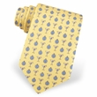 Martini Time Yellow Silk Tie Necktie – Men's Food Drink Neck Tie