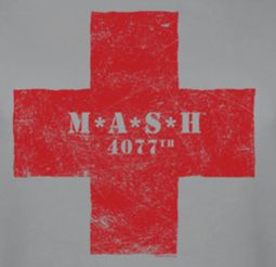 Mash Red Cross Shirts