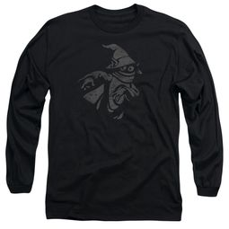Masters Of The Universe Shirt Long Sleeve Orko Clout Black Tee T-Shirt