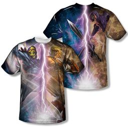 Masters Of The Universe Strike Sublimation Shirt Front/Back Print