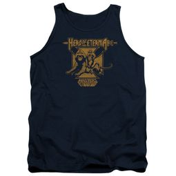 Masters Of The Universe Tank Top Hero Of Eternia Navy Tanktop