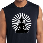 Meditating Buddha Mens Shirts