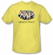Melrose Place Kids Shirt Meet At The Place Youth Banana T-Shirt