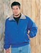 Tri Mountain Men's Toughlan Nylon Survivor Jacket With Panda Fleece Lining