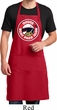 Mens Apron Dodge Scat Pack Club Full Length Apron with Pockets
