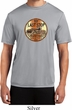 Mens Biker Shirt Last Stop Moisture Wicking Tee