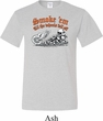 Mens Biker Shirt Smoke Em Tall Tee T-Shirt