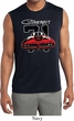 Mens Dodge 1971 Charger Sleeveless Dry Wicking Shirt
