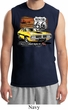 Mens Dodge Route 66 Charger RT Muscle Shirt