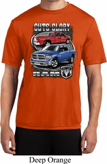 Mens Dodge Shirt Guts and Glory Ram Trucks Moisture Wicking T-Shirt