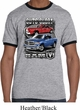 Mens Dodge Shirt Guts and Glory Ram Trucks Ringer Tee T-Shirt
