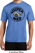 Mens Dodge Shirt Super Bee Moisture Wicking Tee T-Shirt