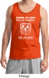Mens Dodge Tanktop Guts and Glory Ram Logo Tank Top