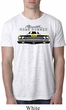 Mens Dodge Yellow Plymouth Roadrunner Burnout Shirt