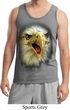 Mens Eagle Tanktop Big Eagle Face Tank Top