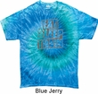Mens Fitness Shirt Eat Sleep Train Tie Dye Tee T-shirt