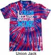 Mens Fitness Shirt I Train For Wine Patriotic Tie Dye Tee T-shirt