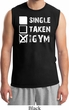 Mens Fitness Shirt Single Taken At The Gym Muscle Tee T-Shirt