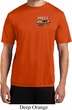 Mens Ford 1974 Cobra Profile Pocket Print Moisture Wicking Shirt