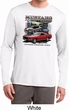 Mens Ford Classic Mustangs Untamed Dry Wicking Long Sleeve