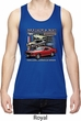 Mens Ford Classic Mustangs Untamed Dry Wicking Tank Top