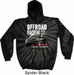 Mens Ford Hoodie F-150 4X4 Off Road Machine Tie Dye Hoody