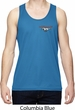 Mens Ford Mustang Pocket Print Dry Wicking Tank Top