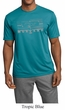 Mens Ford Mustang Shirt Honeycomb Grille Moisture Wicking Tee T-Shirt