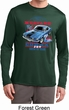 Mens Ford Shirt 1968 Cobra Jet Dry Wicking Long Sleeve Shirt