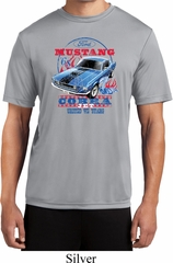 Mens Ford Shirt 1968 Cobra Jet Moisture Wicking Shirt