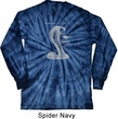 Mens Ford Shirt 50 Years Cobra Long Sleeve Tie Dye Tee T-shirt