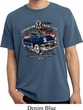Mens Ford Shirt American Tradition Pigment Dyed Shirt