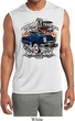 Mens Ford Shirt American Tradition Sleeveless Moisture Wicking Shirt