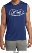 Mens Ford Shirt An American Classic Sleeveless Moisture Wicking Shirt