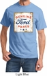 Mens Ford Shirt Distressed Genuine Ford Parts Tee T-Shirt