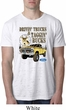 Mens Ford Shirt Driving and Tagging Bucks Burnout Shirt