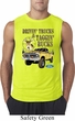 Mens Ford Shirt Driving and Tagging Bucks Sleeveless Shirt