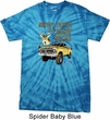 Mens Ford Shirt Driving and Tagging Bucks Spider Tie Dye Shirt