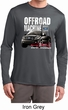 Mens Ford Shirt F-150 4X4 Off Road Machine Dry Wicking Long Sleeve