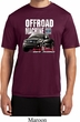 Mens Ford Shirt F-150 4X4 Off Road Machine Moisture Wicking Shirt