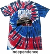Mens Ford Shirt F-150 4X4 Off Road Machine Patriotic Tie Dye Shirt