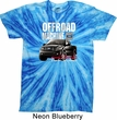 Mens Ford Shirt F-150 4X4 Off Road Machine Twist Tie Dye Shirt